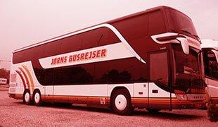 bus til tyskland